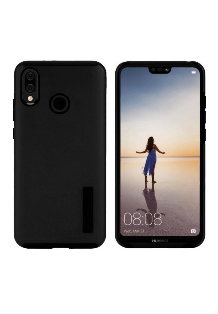 pretty nice 9b17a 5197f DualPro Shockproof Case for Huawei P20 Lite