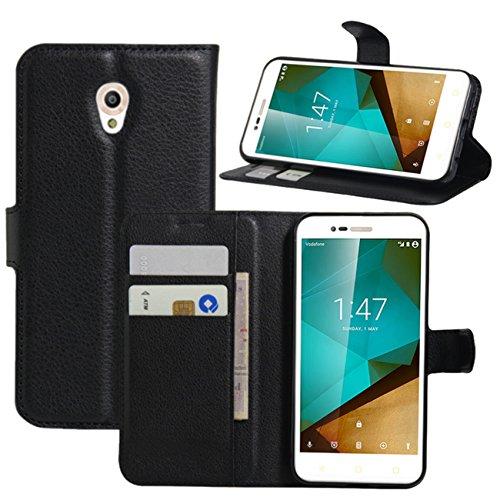 online retailer 8f575 bad1a Vodafone Smart Prime 6 Plain Book Flip Cases